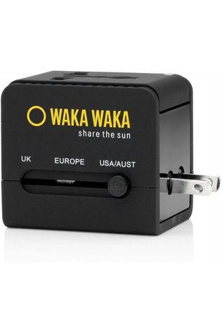 Waka Waka World Adaptor World Charger black