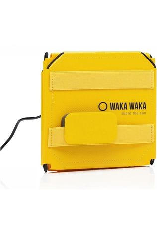 Waka Waka Battery Loader 10W Solar Panel And Solar Link mid yellow