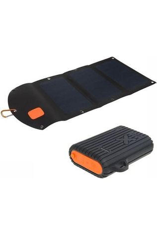 Xtorm Chargeur Outdoor Kit Solarbooster 21W + WPB Xtreme 10000 Noir/Orange
