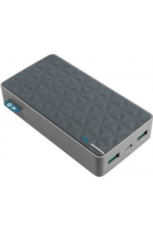 Xtorm Charger Power Bank 20W Fuel Series 20000 mid grey/mid blue