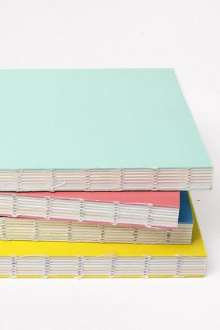 Redopapers Bullet Notebook No colour / Transparent