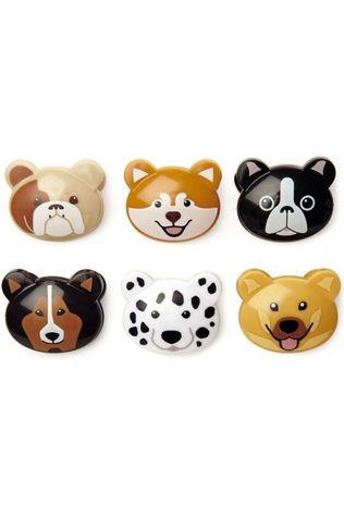 Kikkerland Doggie Bag Clips Pas de couleur