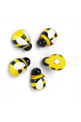 Trendform Gadget Honey Bee Magnets Jaune Moyen/Noir