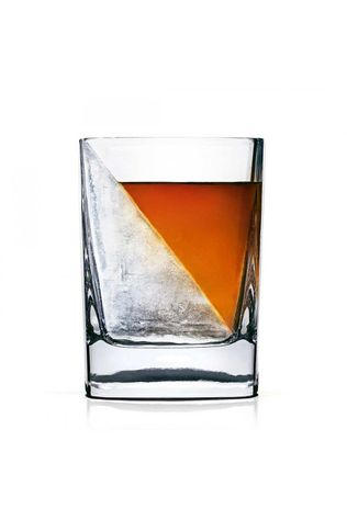 Corkcicle Gadget Whiskey Edge Glass Pas de couleur