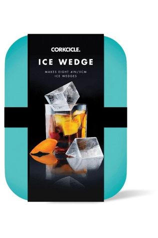 Corkcicle Gadget Ice Wedge Tray Turkoois