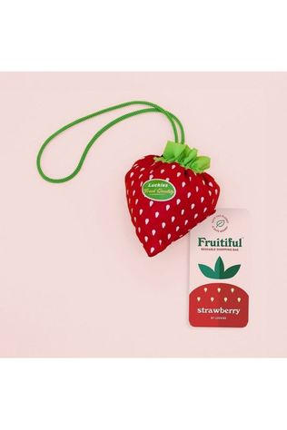 Luckies Gadget Fruitiful Fruit Bags Middenrood
