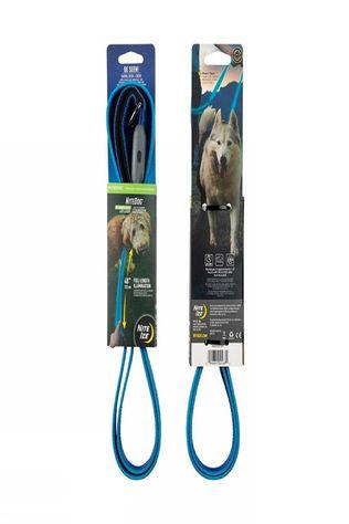 Nite Ize Gadget Nitedog Rechargeable Led Leash mid blue