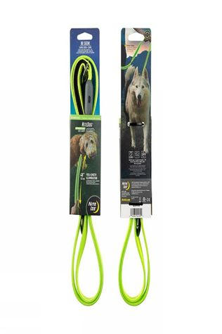 Nite Ize Gadget Nitedog Rechargeable Led Leash Lime Green/Mid Green