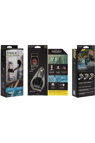 Nite Ize Steelie Freemount Windshield Kit Smartphone Pas de couleur / Transparent