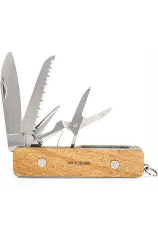 Kikkerland Gadget Hb First Pocket Knife Lichtbruin