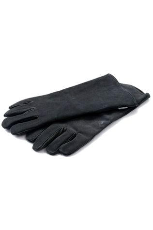 Barebones Living Gadget Open Fire Gloves dark grey