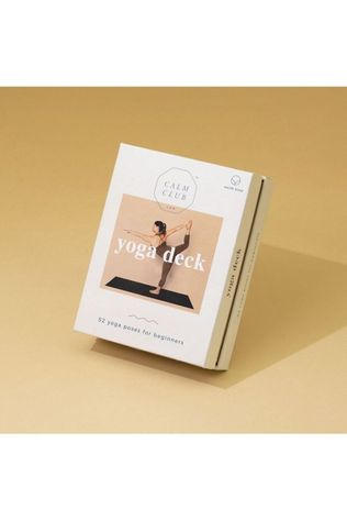 Calm Club Gadget Yoga Deck Pas de couleur / Transparent