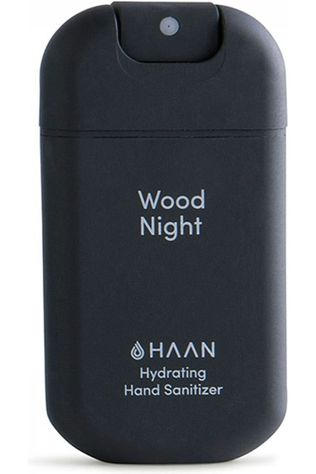 Haan Gel Désinfectant Mains Hydrating Sanitizer Noir