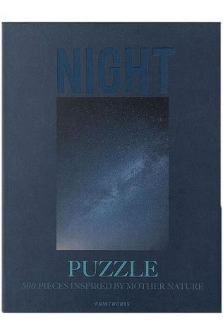 PRI Jeu Puzzle Night Pas de couleur / Transparent