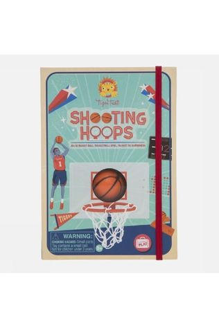 Tiger Tribe Jeu Shooting Hoops Pas de couleur / Transparent