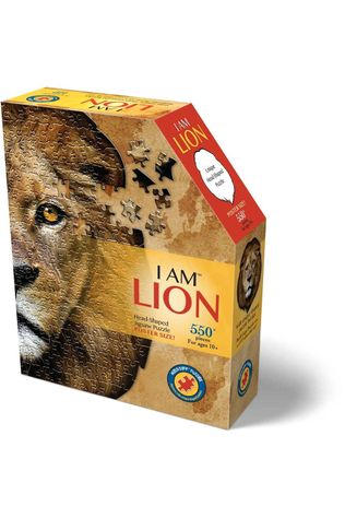 Madd Capp Game I Am Lion Puzzle 550Pcs No colour