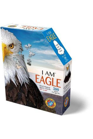 Madd Capp Game I Am Eagle Puzzle 300Pcs No colour