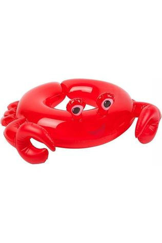 Sunnylife Speelgoed Kiddy Float Crabby Middenrood