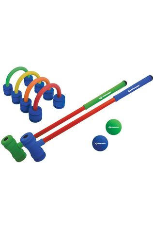 Schildkröt Speelgoed Soft Croquet Set Assorti / Gemengd