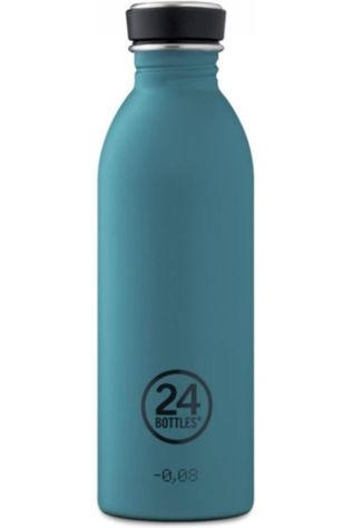 24Bottles Drinkfles Urban Bottle 500ml Petrol