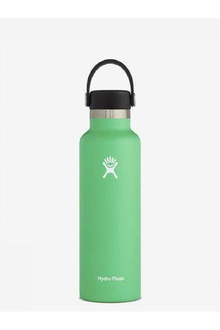 Hydro Flask Bouteille Isotherme 21oz/621ml Standard Mouth Vert Moyen