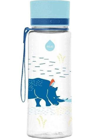Equa Drink Bottle Rhino 400Ml Assorted / Mixed/Blue