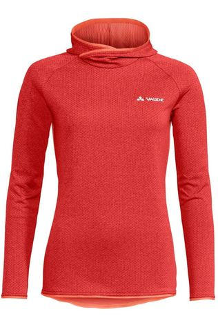 Vaude T-Shirt Miskanti Ls red