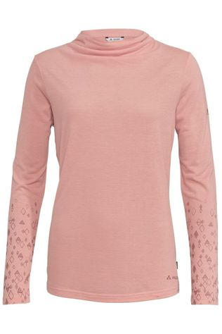 Vaude T-Shirt Skomer Ls II light pink