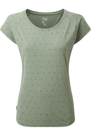 Sprayway T-Shirt Dot Lichtgroen
