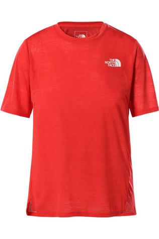 The North Face T-Shirt Up With The Sun Rood