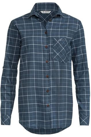 Vaude Shirt Farsund II Dark Blue/Ass. Geometric