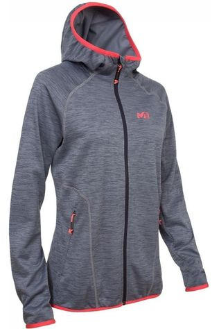 Millet Polaire Tweedy Mountain Gris Moyen