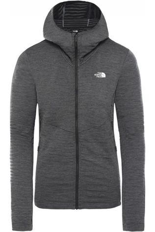 The North Face Fleece Impendor Light Hoody dark grey