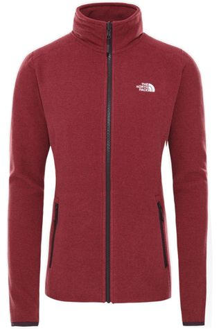 The North Face Polaire 100 Glacier Bordeaux / Marron