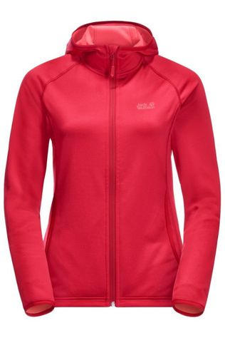 Jack Wolfskin Fleece Star Rood