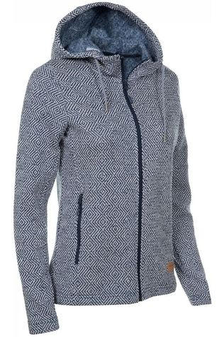 Ayacucho Polaire Chilly Spring Hoody marine/Blanc