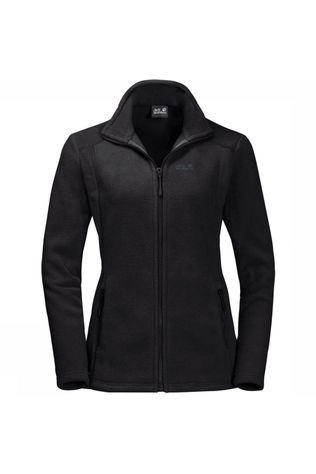 Jack Wolfskin Fleece Midnight Moon Zwart