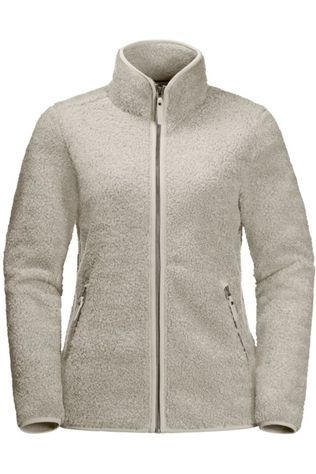 Jack Wolfskin Polaire High Cloud Ecru