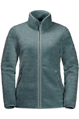 Jack Wolfskin Fleece High Cloud mid green