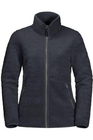 Jack Wolfskin Fleece High Cloud dark grey