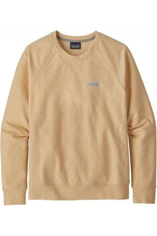Patagonia Pull P-6 Label Ahnya Sweater Jaune Clair