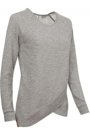 Tentree Pullover Acre Longsleeve Sweater Light Grey Mixture