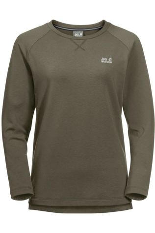 Jack Wolfskin Pullover JWP Pack And Go! Taupe