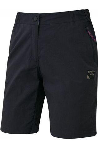 Sprayway Short Escape Zwart