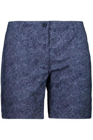 CMP Shorts Alps Heart Print Dark Blue/Ass. Flower
