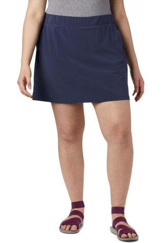 Columbia Skort Colu Chill River Navy Blue
