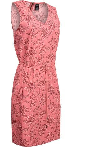 Jack Wolfskin Dress Tioga Road Print light pink/Assortment Flower