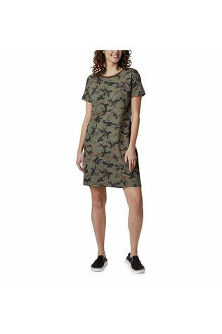 Columbia Dress Park Printed mid khaki/Assortment Camouflage