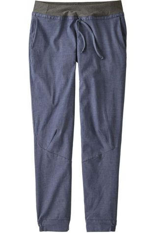 Patagonia Trousers Hampi Rock Navy Blue