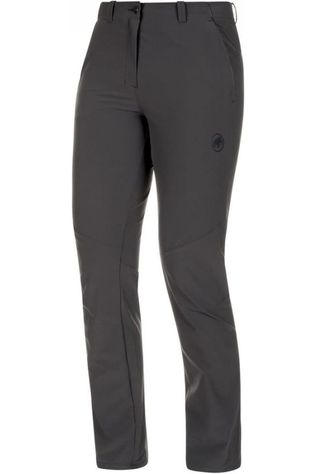 Mammut Trousers Runbold Regular dark grey